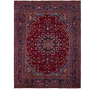 Link to 8' x 11' 2 Mashad Persian Rug