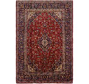 Link to 8' 8 x 12' 9 Kashan Persian Rug