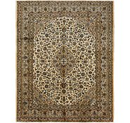 Link to 9' 8 x 12' 2 Kashan Persian Rug