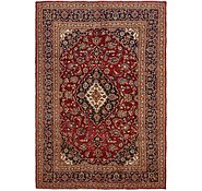 Link to 6' 3 x 9' 5 Mashad Persian Rug