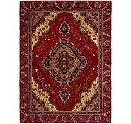 Link to Unique Loom 9' x 12' Tabriz Persian Rug