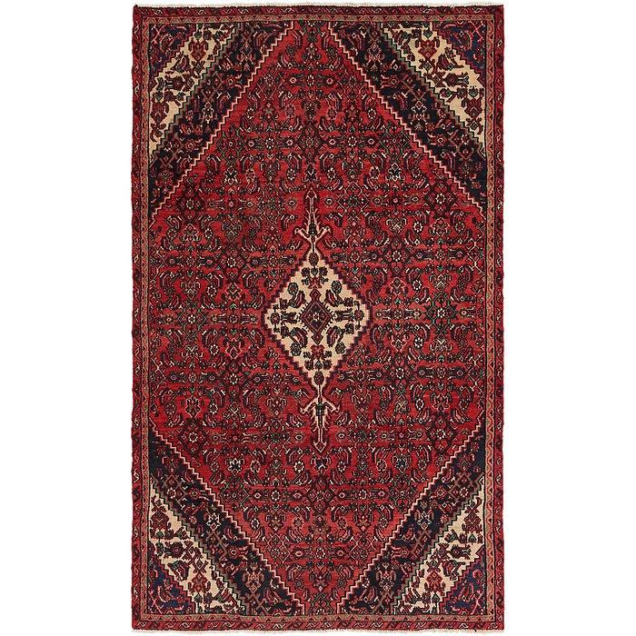 5' 9 x 10' Joshaghan Persian Rug
