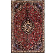 Link to 6' x 9' Mashad Persian Rug
