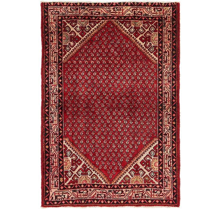 4' 4 x 6' 6 Farahan Persian Rug