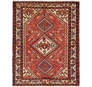 Link to 4' 10 x 6' 5 Bakhtiar Persian Rug