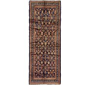 Link to 110cm x 312cm Farahan Persian Runner Rug