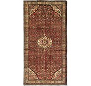 Link to 5' x 10' 5 Hossainabad Persian Runner Rug
