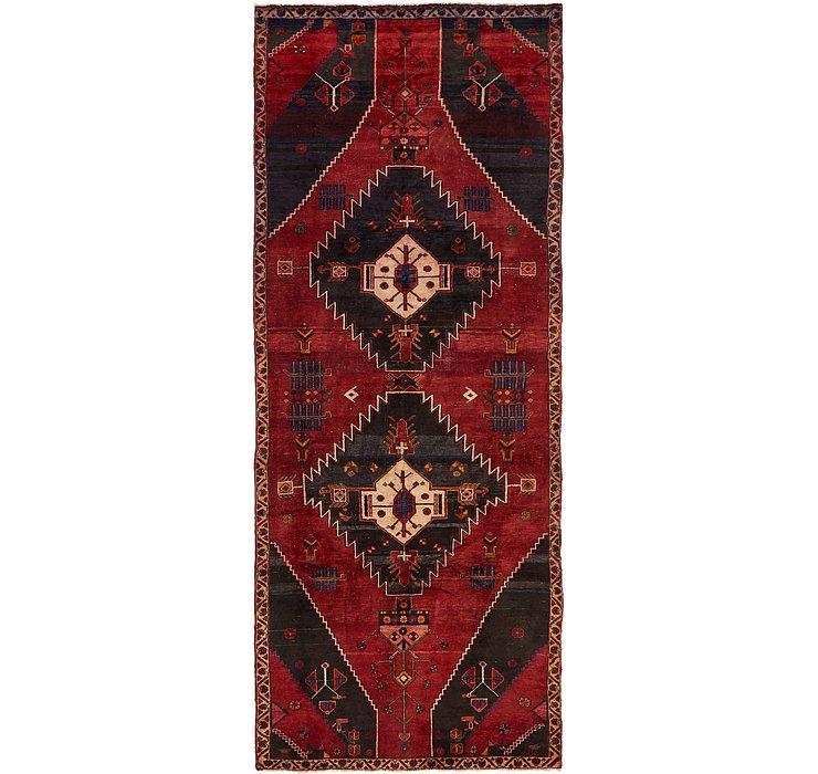 4' 7 x 11' 5 Mazlaghan Persian Runne...