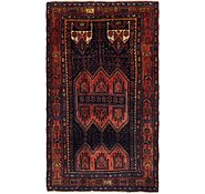 Link to 4' 6 x 7' 6 Sirjan Persian Rug