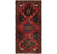 Link to 4' 6 x 9' 7 Hamedan Persian Runner Rug