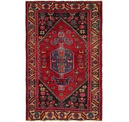 Link to 4' 2 x 6' 5 Hamedan Persian Rug