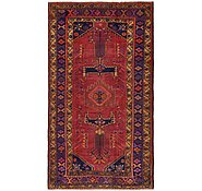 Link to 5' 5 x 9' 7 Shiraz Persian Runner Rug
