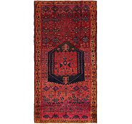Link to 5' x 9' 7 Shiraz Persian Runner Rug