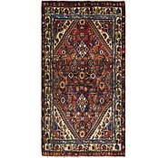 Link to 3' 3 x 6' 3 Hamedan Persian Rug