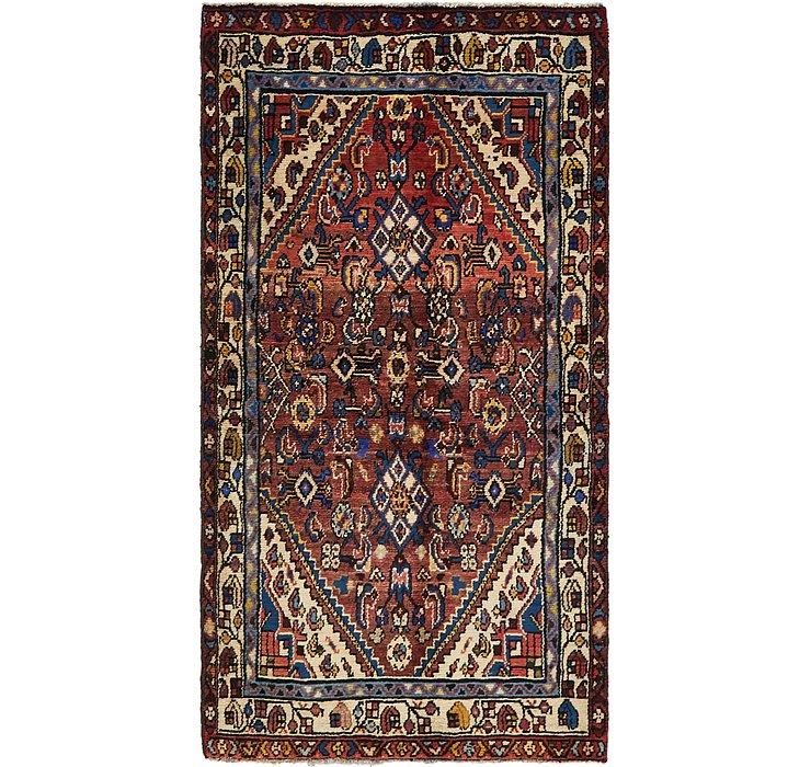100cm x 190cm Hamedan Persian Rug