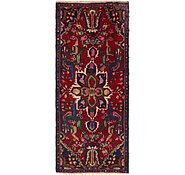 Link to 2' 2 x 5' 5 Hamedan Persian Runner Rug