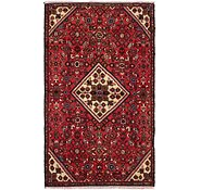 Link to 2' 6 x 4' 5 Hossainabad Persian Rug