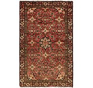 Link to 2' 10 x 4' 10 Hossainabad Persian Rug
