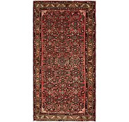 Link to 3' 9 x 7' 4 Hossainabad Persian Runner Rug