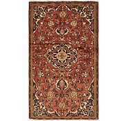 Link to 3' x 5' 5 Hamedan Persian Rug