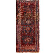 Link to 3' 6 x 8' Shiraz-Lori Persian Runner Rug