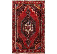 Link to 4' 1 x 6' 8 Hamedan Persian Rug