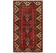 Link to 3' 8 x 6' 9 Hamedan Persian Rug