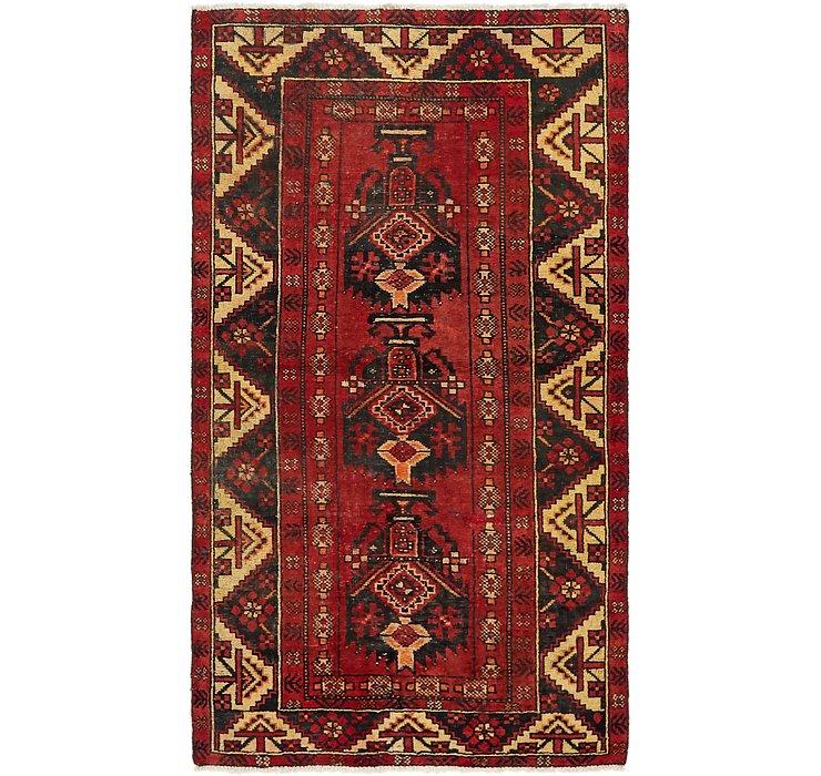 3' 8 x 6' 9 Hamedan Persian Rug