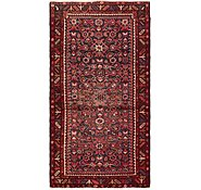 Link to 3' 6 x 6' 10 Hossainabad Persian Rug