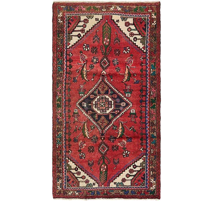 3' 3 x 6' 2 Hamedan Persian Rug