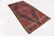 Link to 4' 1 x 8' 8 Mazlaghan Persian Runner Rug