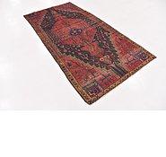 Link to 125cm x 265cm Mazlaghan Persian Runner Rug