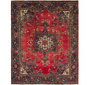 Link to 9' 8 x 12' Tabriz Persian Rug