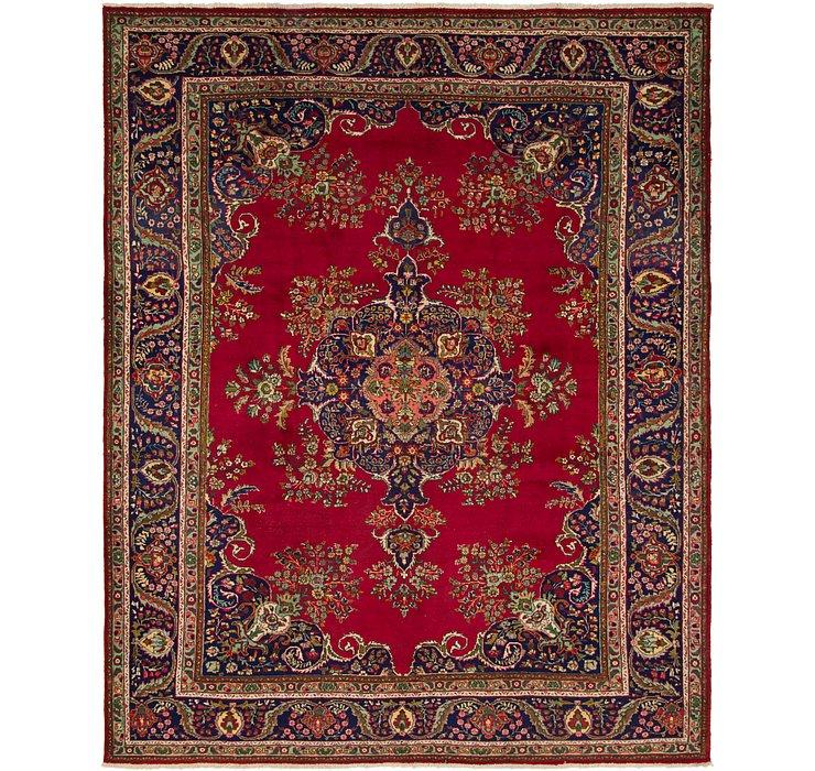 10' 5 x 13' Tabriz Persian Rug