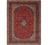 Link to 9' 10 x 12' 10 Kashan Persian Rug