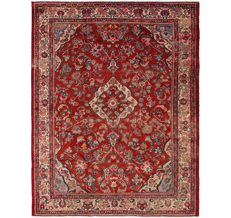 9' 9 x 12' 8 Mahal Persian Rug