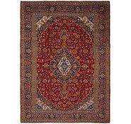 Link to 9' 10 x 13' 8 Kashan Persian Rug