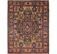 Link to 9' 7 x 12' 9 Kashmar Persian Rug