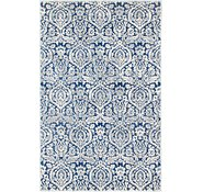 Link to 3' 6 x 5' 5 Damask Rug