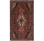 Link to 4' 8 x 8' Joshaghan Persian Rug