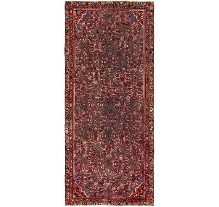 117cm x 285cm Mahal Persian Runner Rug