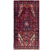 Link to 4' x 8' 6 Hamedan Persian Runner Rug