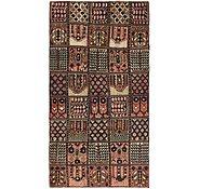 Link to 3' 7 x 7' 3 Bakhtiar Persian Runner Rug