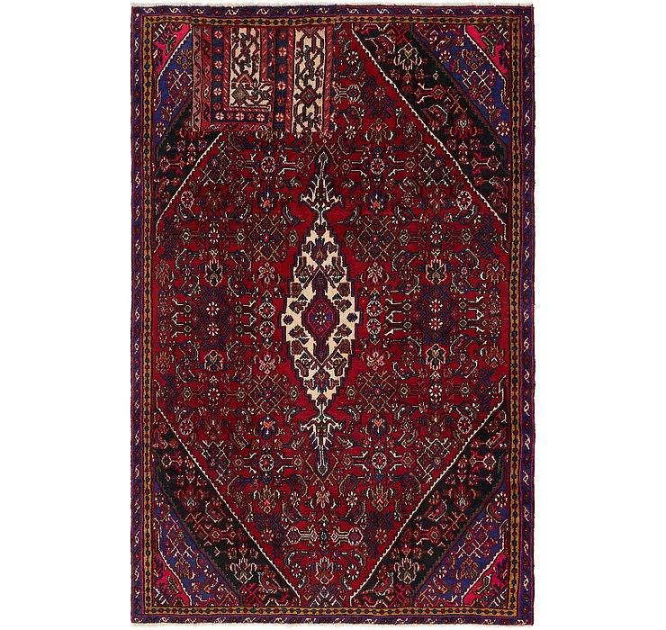 165cm x 262cm Joshaghan Persian Rug