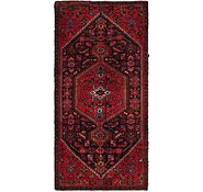 Link to 3' 4 x 7' 4 Mazlaghan Persian Runner Rug