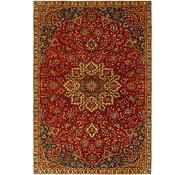 Link to 7' x 10' 6 Mashad Persian Rug