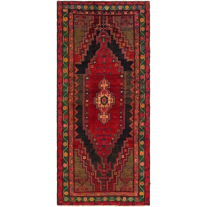 4' 10 x 11' Mazlaghan Persian Runne...