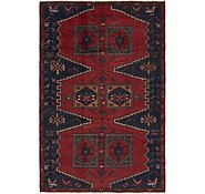 Link to 5' 5 x 8' 5 Hamedan Persian Rug