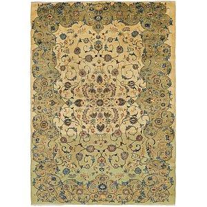 8' 8 x 12' 3 Kashan Persian Rug