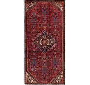 Link to 122cm x 250cm Hamedan Persian Runner Rug